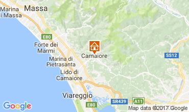 Mappa Camaiore Casa 108491