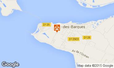Mappa Port des Barques Appartamento 10859