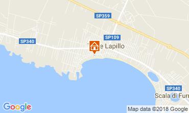 Mappa Torre Lapillo Appartamento 115935