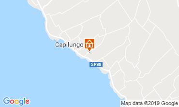 Mappa Gallipoli Villa  118709