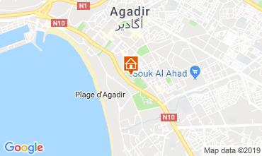 Mappa Agadir Appartamento 119890