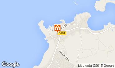 Mappa Saint Malo Casa 7597