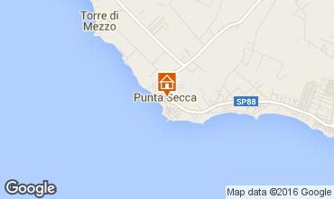 Mappa Punta Secca Appartamento 97760