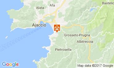 Mappa Porticcio Villa  111562