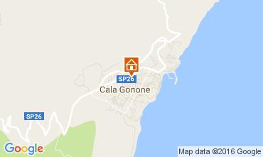Mappa Cala Gonone Appartamento 106360