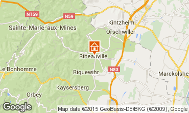 Mappa Ribeauvillé Appartamento 74066