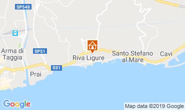 Mappa Santo Stefano al Mare Appartamento 117840