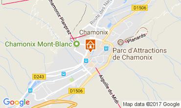 Mappa Chamonix Mont-Blanc (Monte Bianco) Appartamento 112088