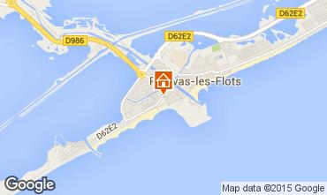 Mappa Palavas-les-Flots Appartamento 85785