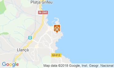 Mappa Llança Appartamento 116387
