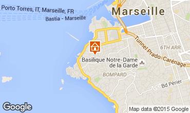 Mappa Marsiglia Appartamento 101676