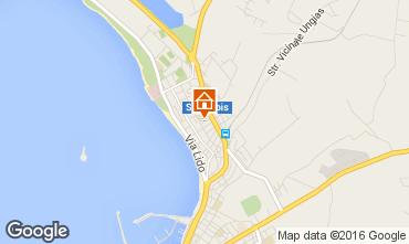 Mappa Alghero Appartamento 65932