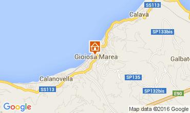 Mappa Gioiosa Marea Casa 82685