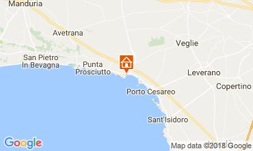 Mappa Torre Lapillo Appartamento 115945