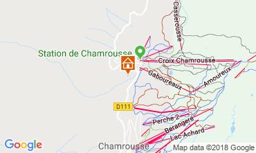 Mappa Chamrousse Monolocale 28359