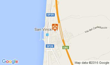 Mappa San Vincenzo Appartamento 103836