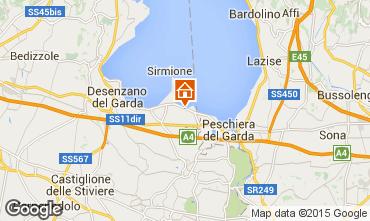 Mappa Sirmione Appartamento 66203