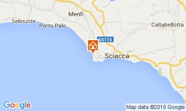 Mappa Sciacca Appartamento 69342