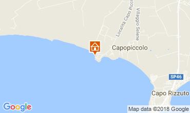 Mappa Isola di Capo Rizzuto Appartamento 115157