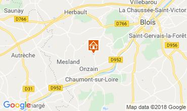 Mappa Blois Casa mobile 117561