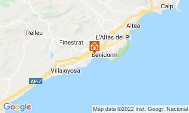 Mappa Alicante Appartamento 114188