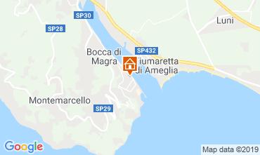 Mappa Lerici Appartamento 47306