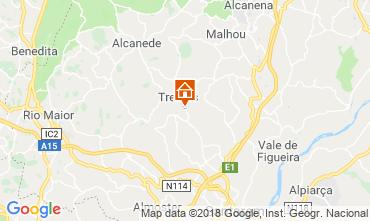Mappa Rio Maior Villa  105698
