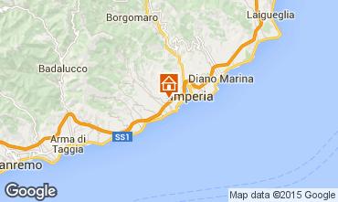 Mappa Imperia Villa  20753