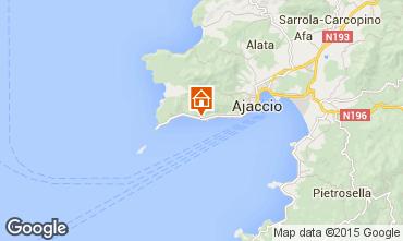 Mappa Ajaccio Monolocale 95253