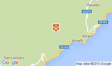 Mappa Amalfi Appartamento 97514
