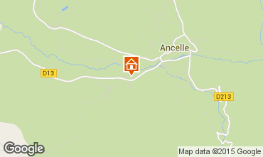 Mappa Ancelle Agriturismo 78718