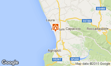 Mappa Paestum Appartamento 78066
