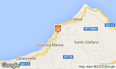 Mappa Gioiosa Marea Appartamento 64318