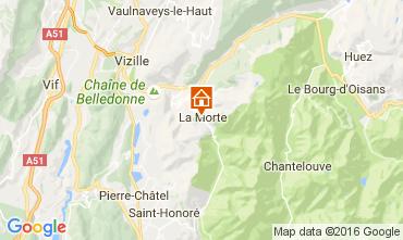 Mappa Alpe du Grand Serre Monolocale 112
