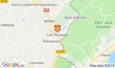 Mappa Les Rousses Chalet 3770