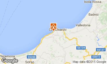 Mappa Castelsardo Appartamento 81461
