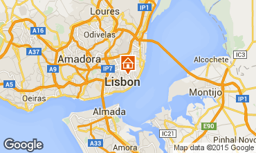 Mappa Lisbona Appartamento 56054