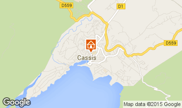 Mappa Cassis Casa 48095