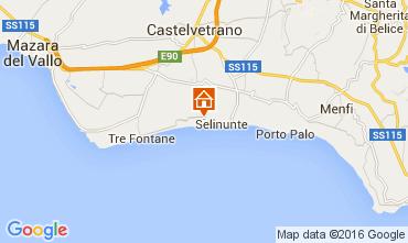 Mappa Triscina Villa  104973