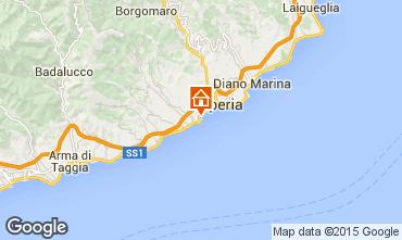 Mappa Imperia Monolocale 37873