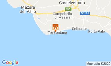 Mappa Tre Fontane Appartamento 104376