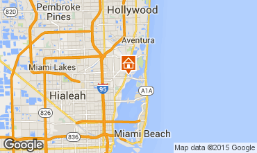 Mappa Miami Villa  5337