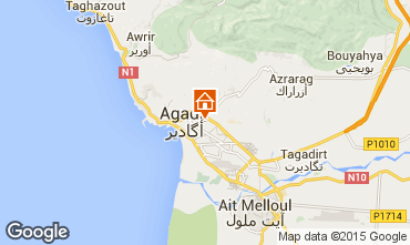 Mappa Agadir Villa  54307