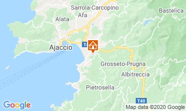 Mappa Porticcio Villa  117772