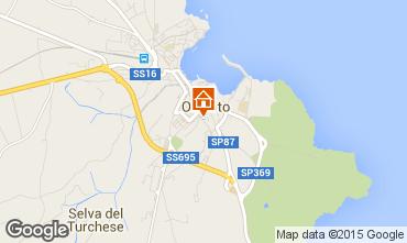 Mappa Otranto Appartamento 82878