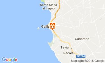 Mappa Gallipoli Appartamento 115326