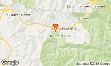 Mappa Pra Loup Appartamento 73894