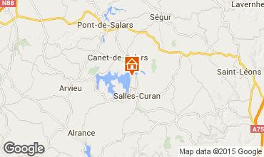 Mappa Millau Casa 51646