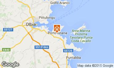 Mappa Olbia Casa 68348