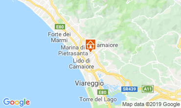 Mappa Camaiore Casa 118655